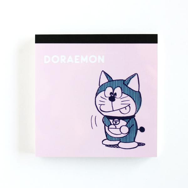 大長編ドラえもん メモパッド・スクエア<pink>DKK-007