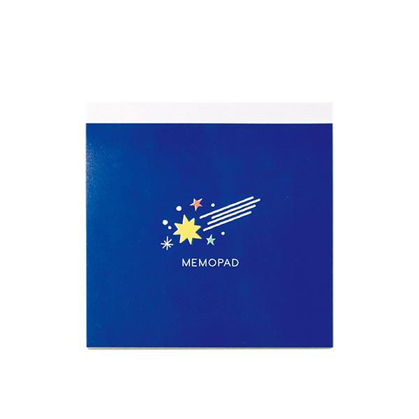 BROOCHIR メモパッド・スクエア<star>BC-001