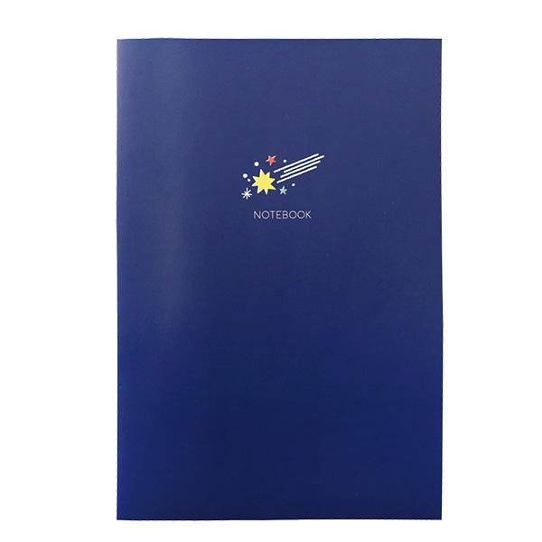 BROOCHIR A5ノート<star>BC-019