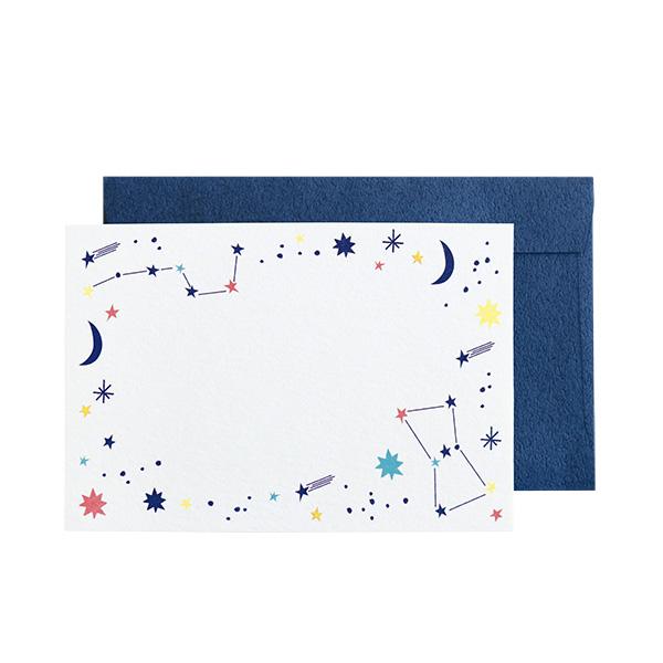 BROOCHIR ミニカードセット<star>BC-031
