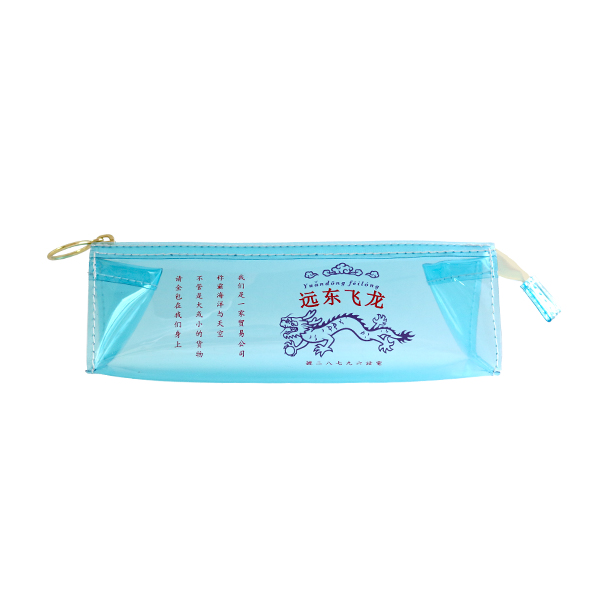 ORIENTAL VOYAGER PVC三角ペンポーチ<龍>OV-030