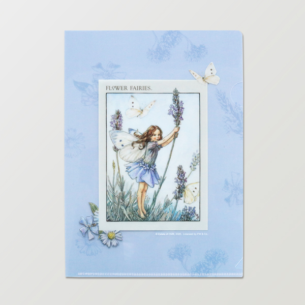 FLOWER FAIRIES A5ファイル<Lavender>FF-145