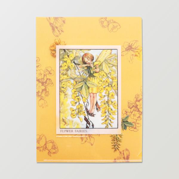 FLOWER FAIRIES A5ファイル<Laburnum>FF-146