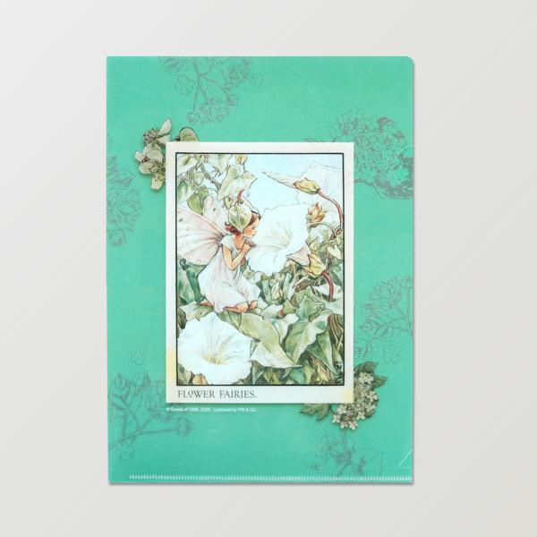 FLOWER FAIRIES A5ファイル<White Bindweed>FF-147