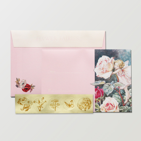 FLOWER FAIRIES 封筒 <Rose>FF-152