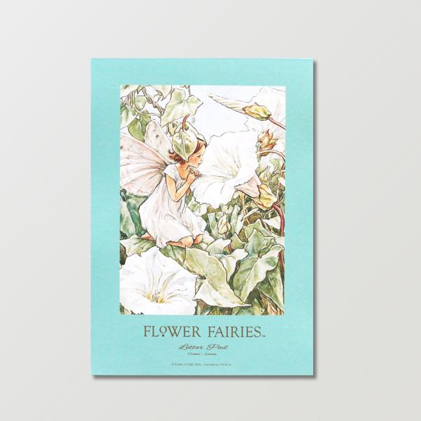 FLOWER FAIRIES レターパッド <White Bindweed>FF-159
