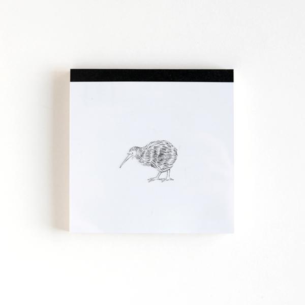 Animal Series メモパッド・スクエア<キーウィ> GF-494