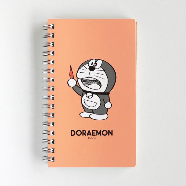 ドラえもん スリムリングノート<mohan tegami pen>DG-184
