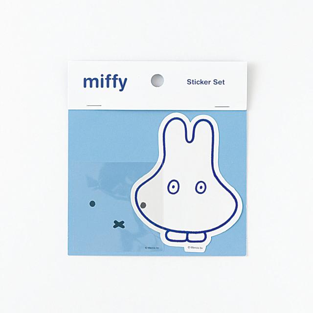 miffy ステッカーセット<obake> BM-019