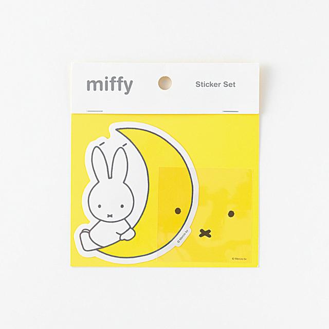 miffy ステッカーセット<dream> BM-020