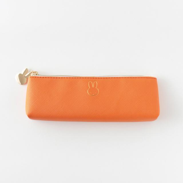 miffy ペンポーチ<face/orange> BM-037