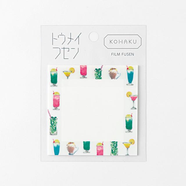 KOHAKU トウメイフセン<drink> KK-005
