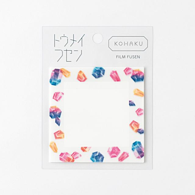 KOHAKU トウメイフセン<jewel> KK-006