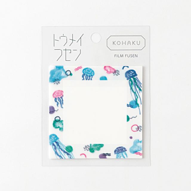 KOHAKU トウメイフセン<jellyfish> KK-008