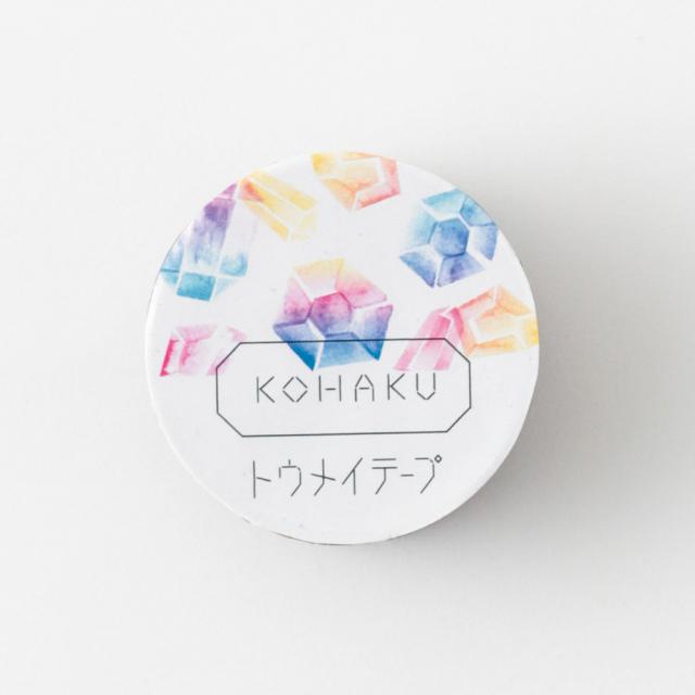 KOHAKU トウメイテープ<jewel> KK-010