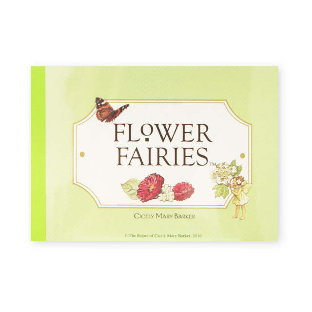 FLOWER FAIRIES メモパッド <Flower Label>