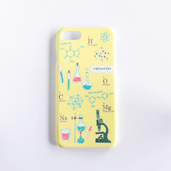 【オンラインショップ限定販売】iPhone7ケース HND-003kagaku
