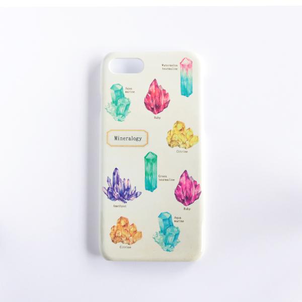 【オンラインショップ限定販売】iPhone7ケース HND-004koubutsugaku