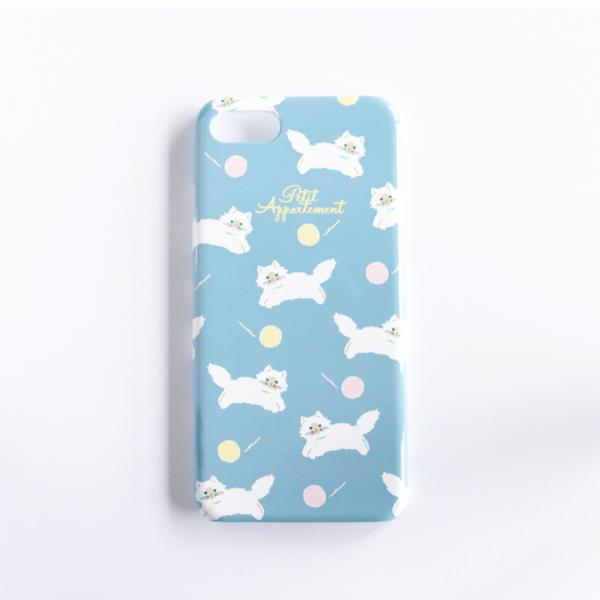 【オンラインショップ限定販売】iPhone7ケース HND-008pet