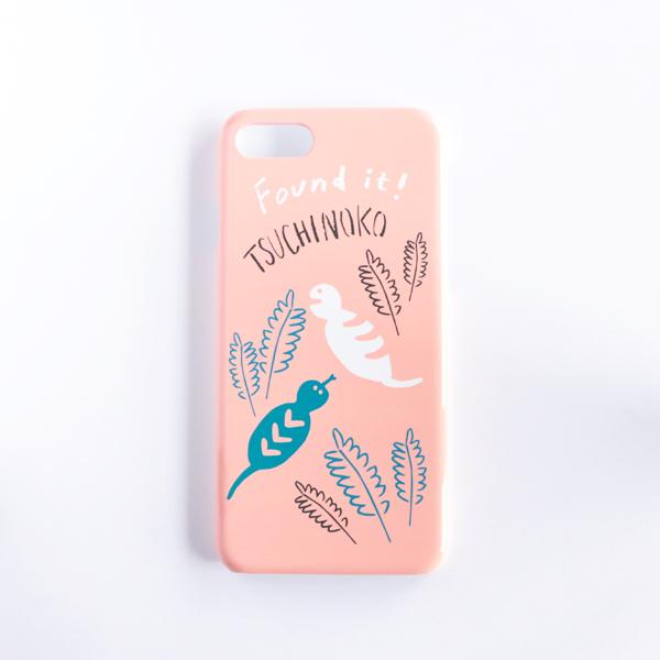 【オンラインショップ限定販売】iPhone7ケース HND-012tsuchinoko