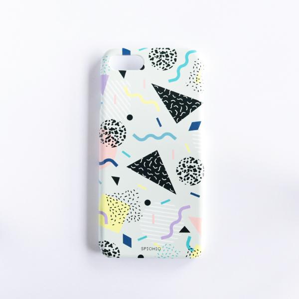 【オンラインショップ限定販売】iPhone7ケース HND-019intention