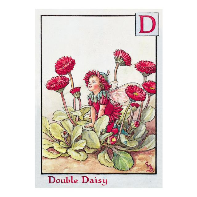 FLOWER FAIRIES ポストカード<Double Fairy>