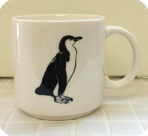 Animal Series マグカップ<ペンギン> JA1104