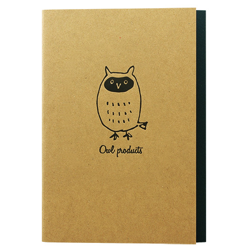 Owl products B6ノート<owl>