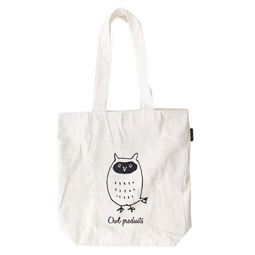 Owl products トートバッグ<owl>