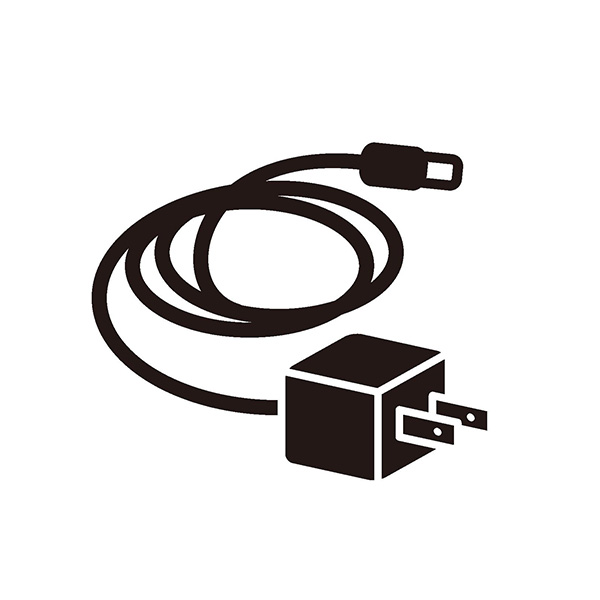 【付属品】ポータブルDVDプレイヤー ACアダプタ 「ACPD-120015-B」