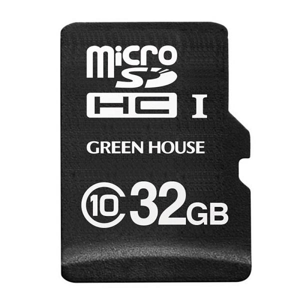 32GBドライブレコーダー向けmicroSDHCカード 「GH-SDM-A32G」