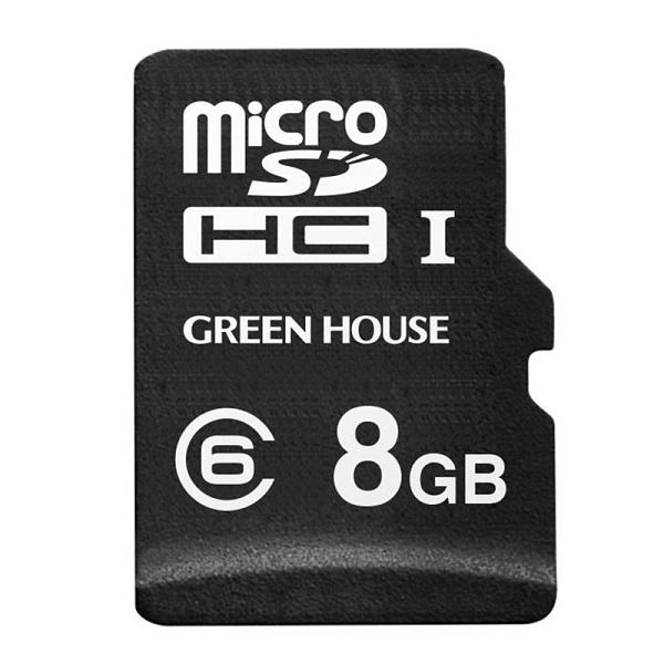 8GBドライブレコーダー向けmicroSDHCカード 「GH-SDM-A8G」