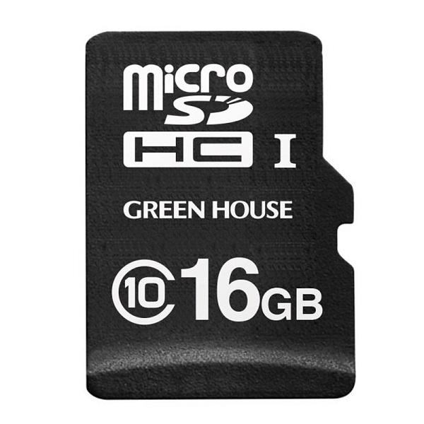 16GBドライブレコーダー向けmicroSDHCカード 「GH-SDM-A16G」