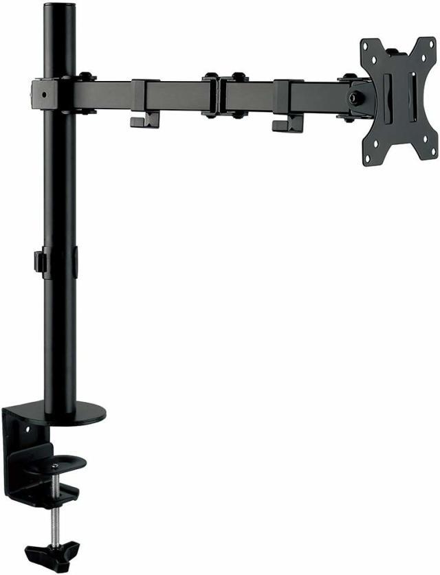 モニターアーム 5軸 クランプ式 (モニターサイズ:32インチまで) GH-AMDA1