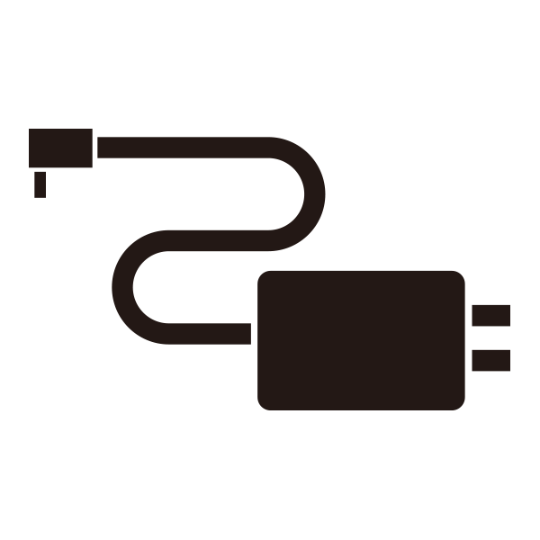 【付属品】カセットテーププレーヤー GH-CTPCシリーズ専用USB給電ケーブル「CTPC-USB」
