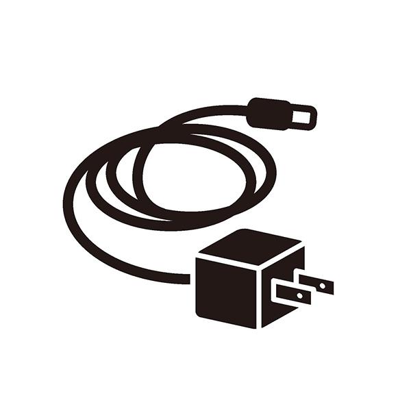 【付属品】ポータブルCDプレーヤー GH-YCPAシリーズ専用ACアダプタ 「YCPA-AC」