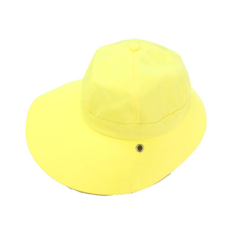 キャディ帽子 (イエロー)<特価品>