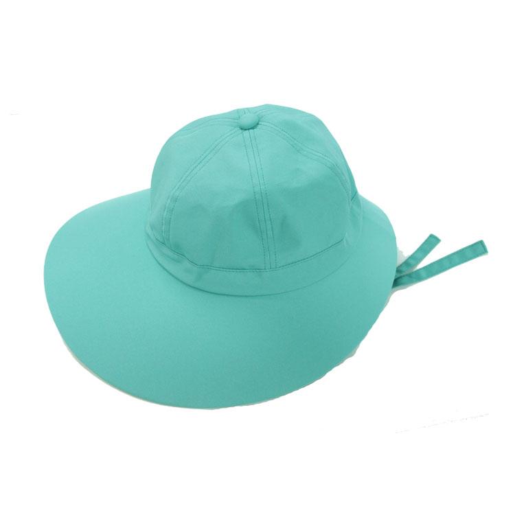 キャディ帽子 (エメラルドグリーン)<特価品>