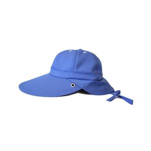 キャディ帽子 (青)
