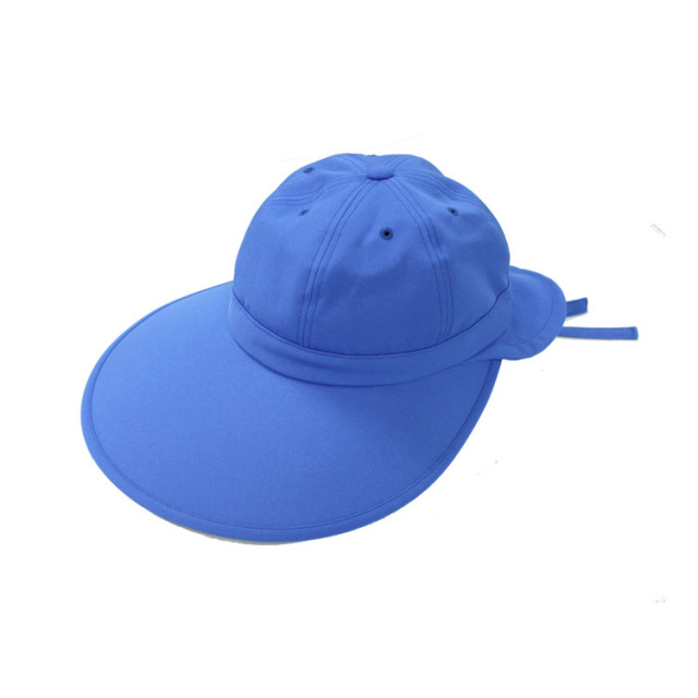 キャディ帽子 (ブルー)<特価品>
