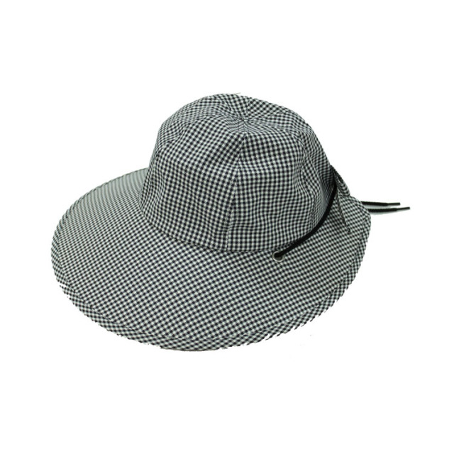 キャディ帽子 (チェック)<特価品>