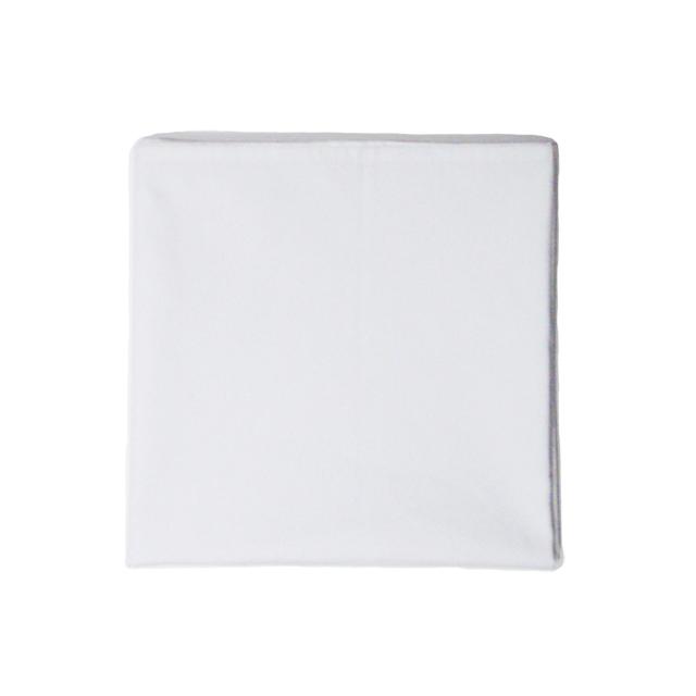 四角巾(白)