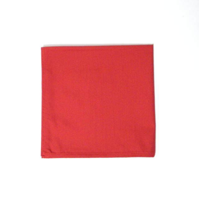 四角巾(赤)