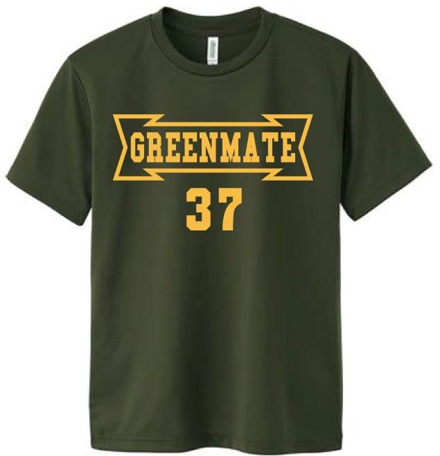 こみこみTシャツ-037-アーミーグリーン