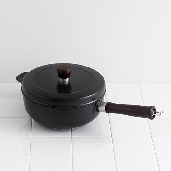 味わい鍋 片手鍋 20cm ガス用