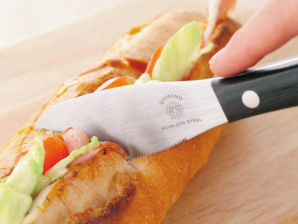 スパチュラーナイフ