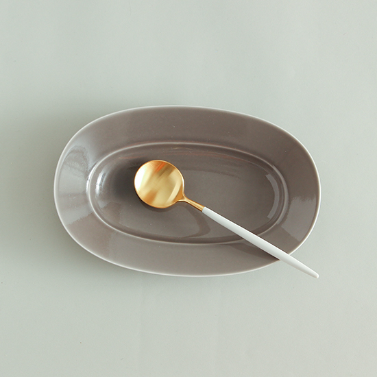 クチポールカトラリー ホワイト/デザートスプーン