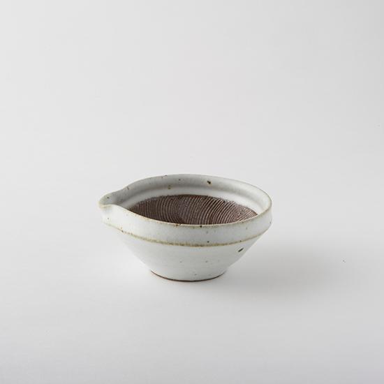 波紋のすり鉢 4寸