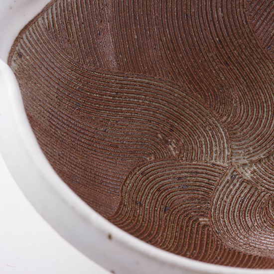 波紋のすり鉢