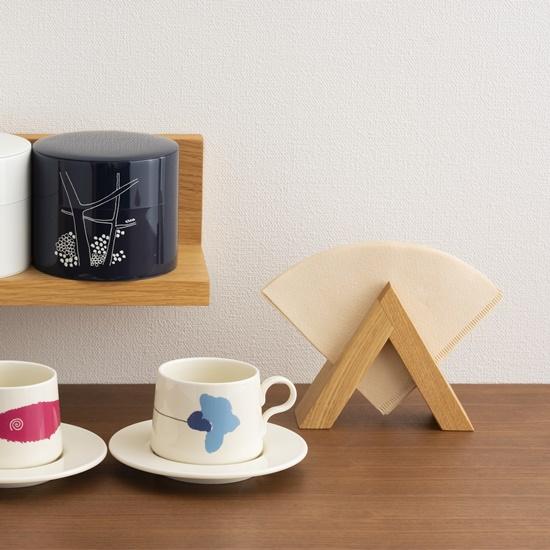 コーヒーフィルターホルダー